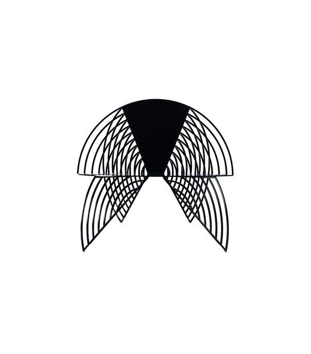 Laurie Beckerman Design Wings of Steel Sculptural Chair
