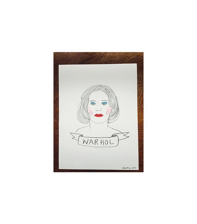 """Warhol"" by Dana Veraldi"
