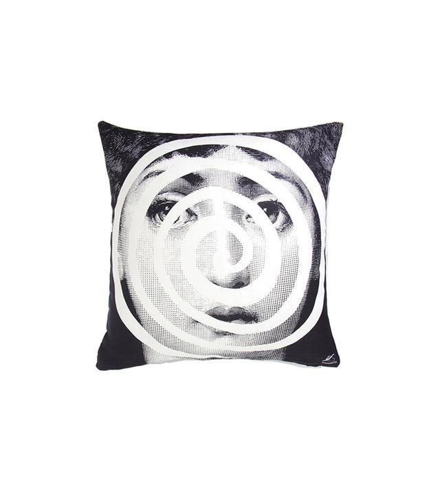 Fornasetti La Buccia Pillow