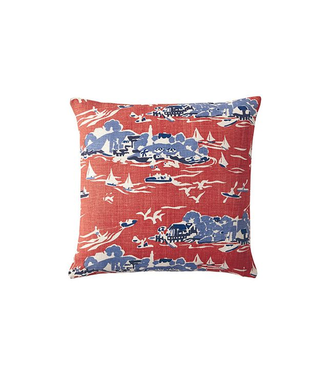 Serena & Lily Skylake Toile Pillow Covers