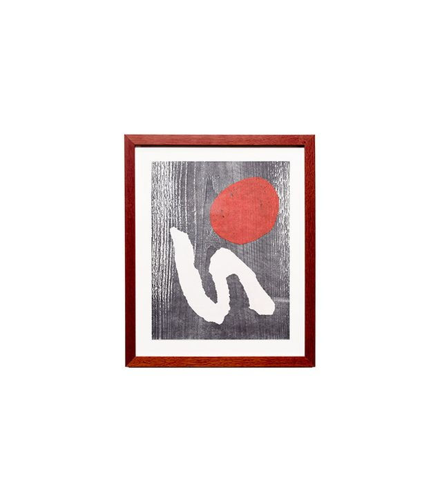 """""""Unsigned facsimile print from A Toute Epreuve"""" by Joan Miró"""