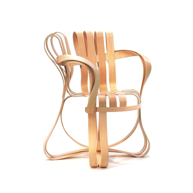 Knoll Gehry Cross Check Chair
