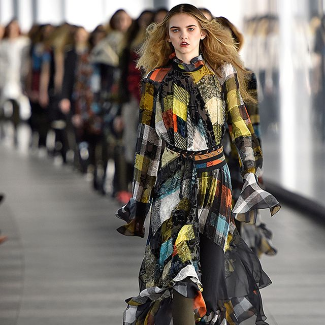 Meet Preen's Dark and Romantic F/W 15 Collection