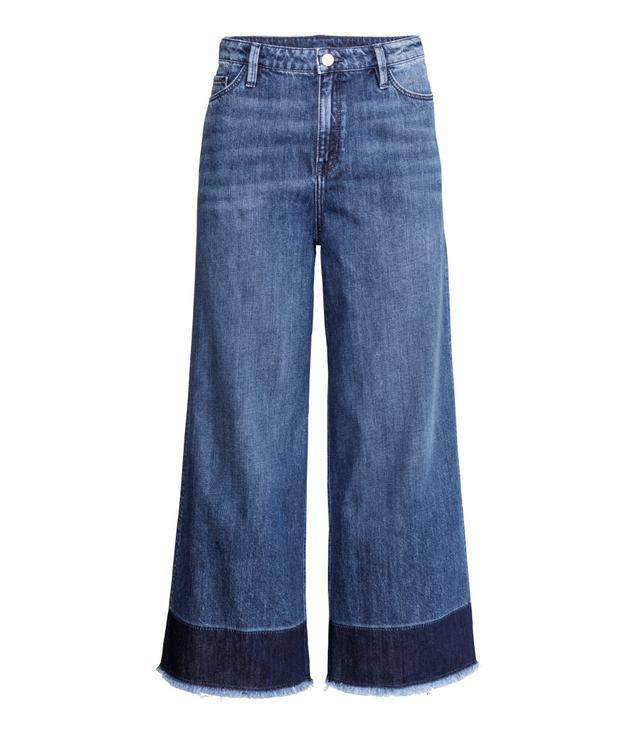 H&M Wide-Leg Jeans