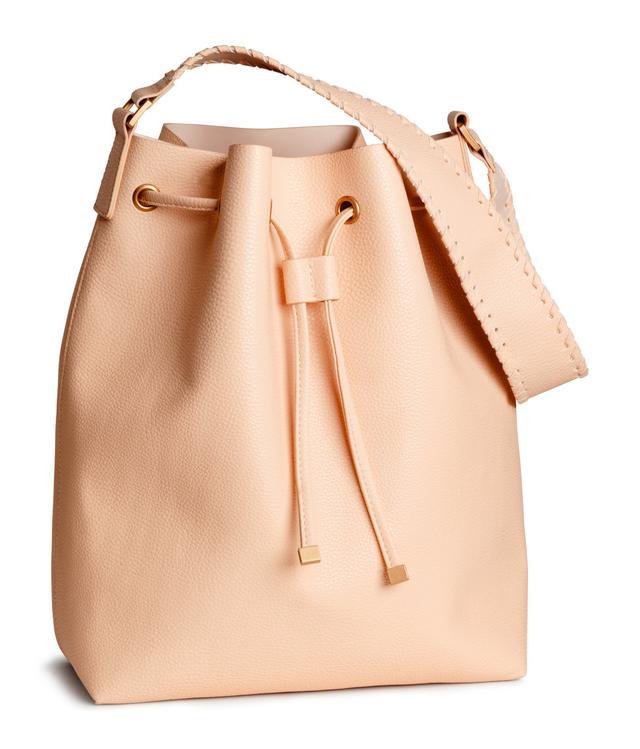 H&M Drawstring Shoulder Bag