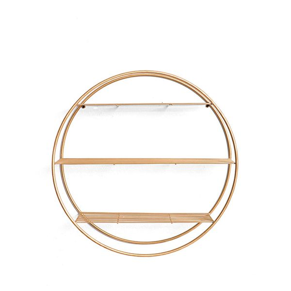 Urban Outfitters Wire Circle Shelf