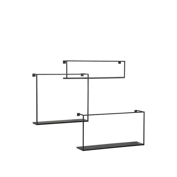 CB2 Set of 3 Floating Shelves