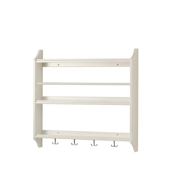 IKEA STENSTORP Plate shelf,