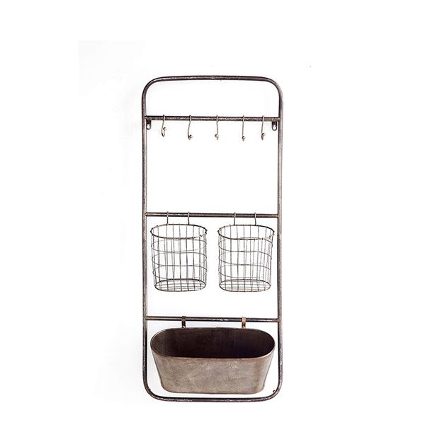 Urban Outfitters Industrial Multiuse Storage Shelf