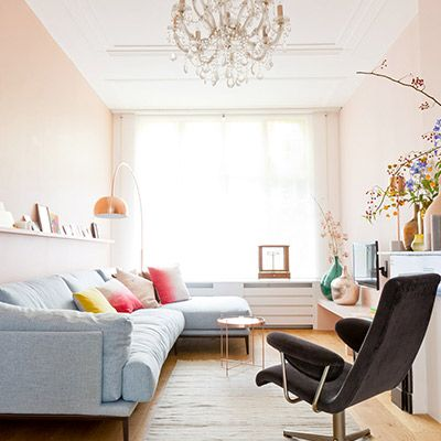 Inside the Prettiest Pink Apartment You Ever Did See