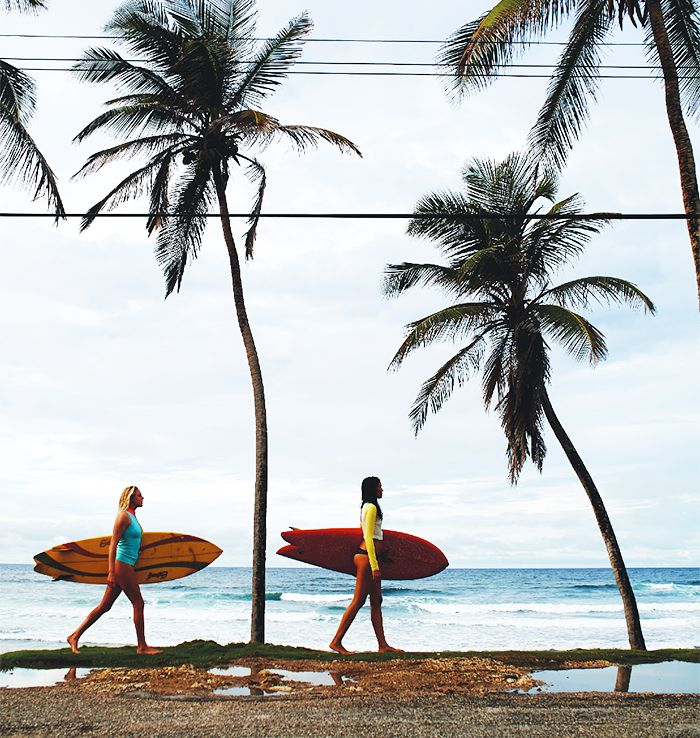 Dating a surfer chick