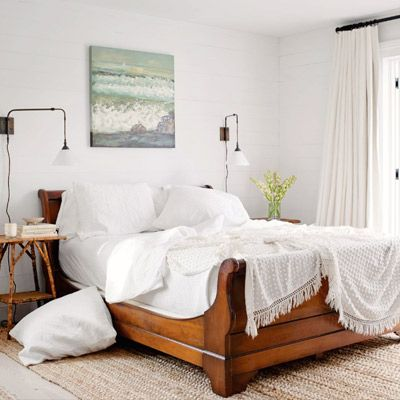 Shop the Room: An Airy, Beachy Bedroom