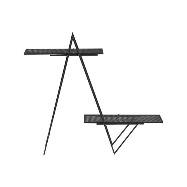 CB2 Angled Plant Stand