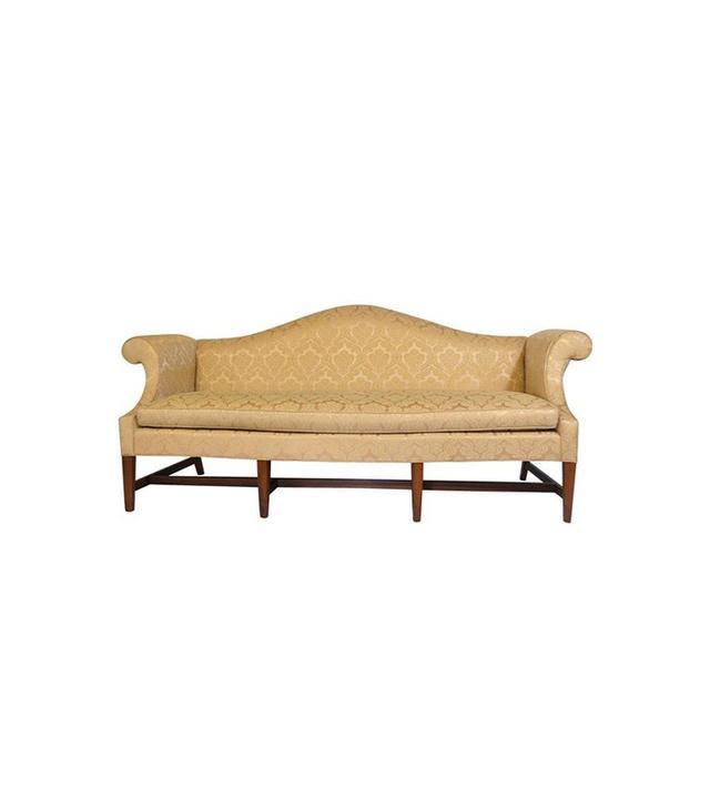 Hickory Camelback Sofa
