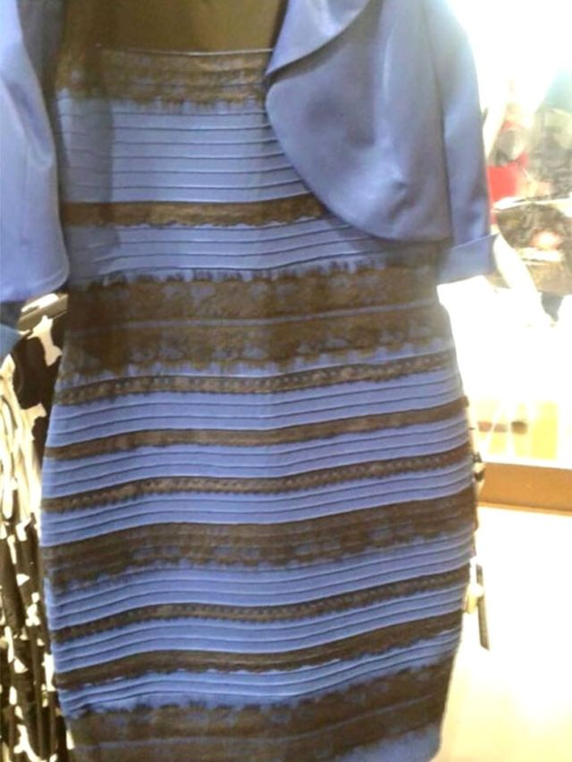 The Dress Heard 'Round the World: What the Phenomenon Says About Us
