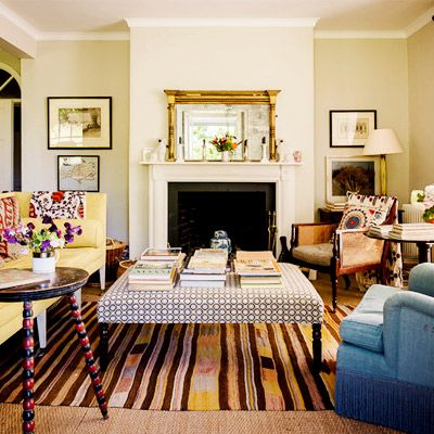 Shop the Room: A Layered English Living Room