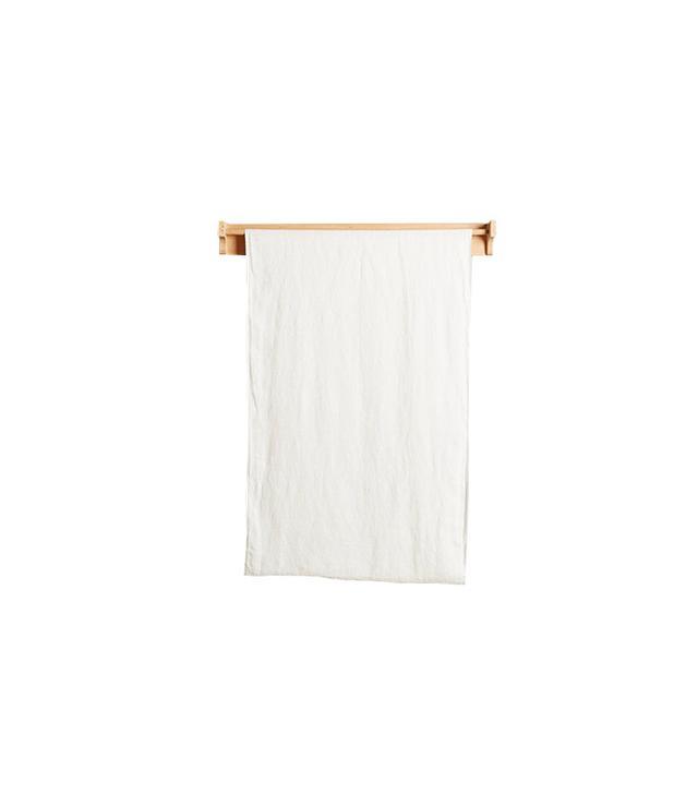 Anthropologie Handcarved Towel Bar