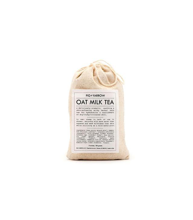 Fig+Yarrow Oat Milk Herbal Tea Bath