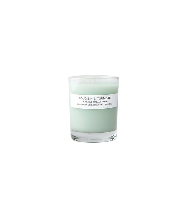 A.P.C Bougie No.3 Tombac Candle
