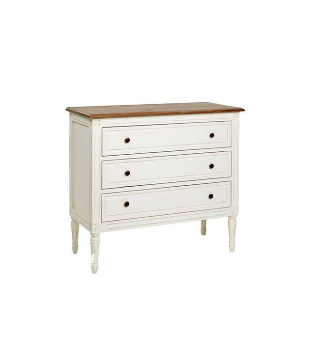 One Kings Lane Hemingway Dresser, Antique White