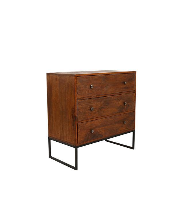 4040 Locust Canyon Triple-Drawer Dresser