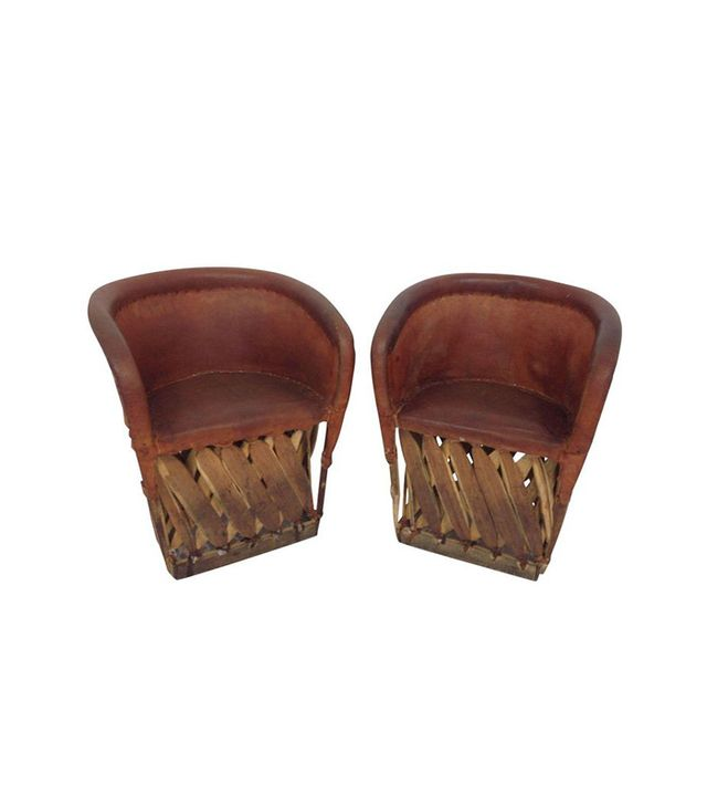 Vintage Pair of Equipale Chairs