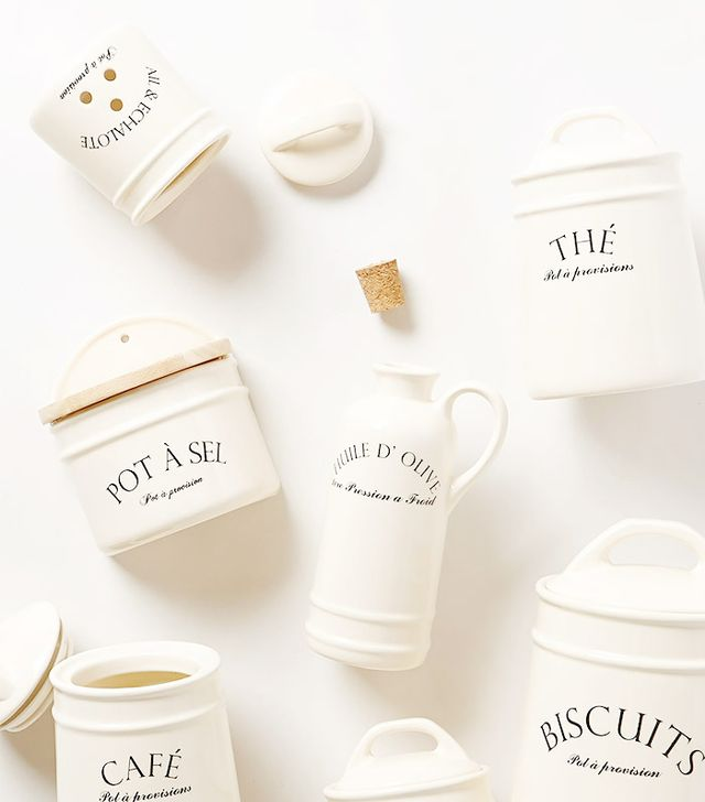 Anthropologie Bistro Canisters