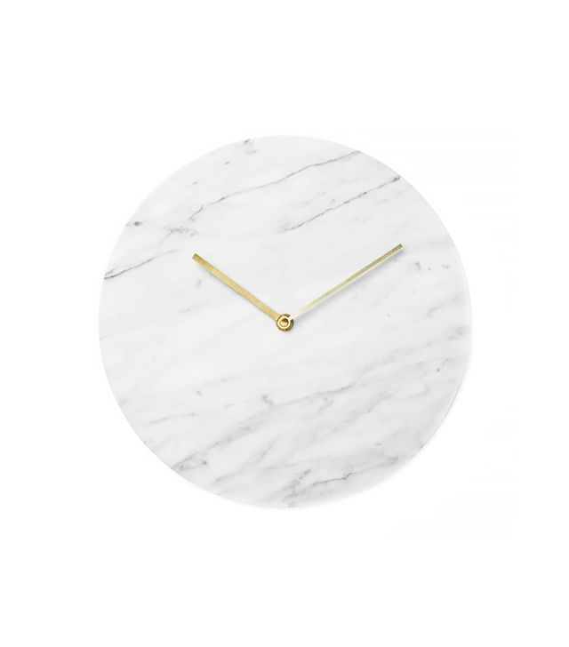 Menu & Norm.Architects' Marble Wall Clock