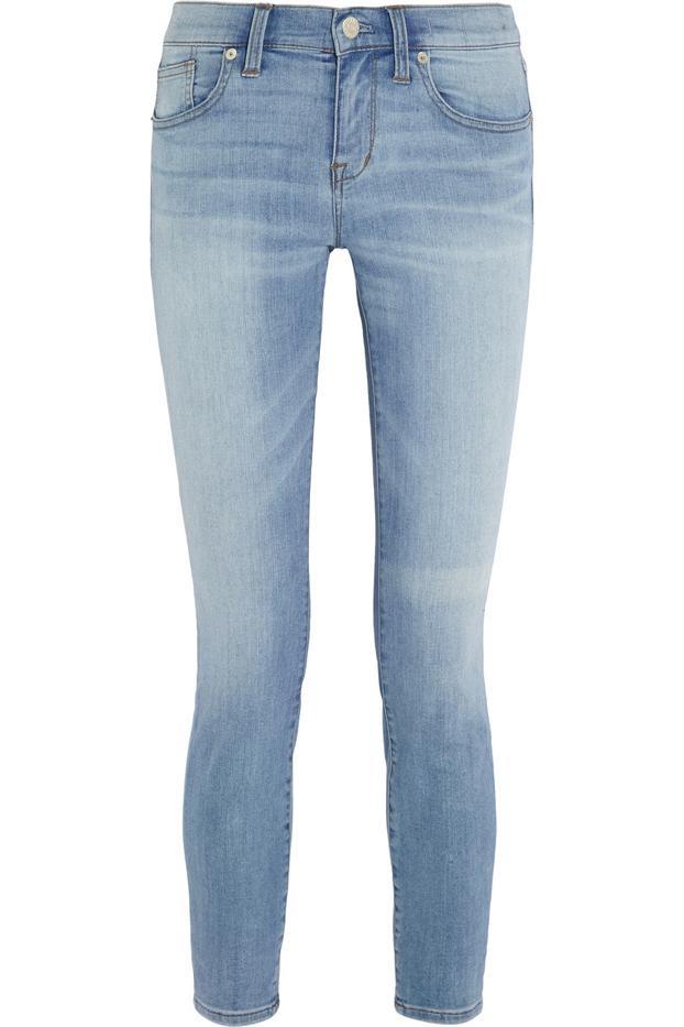 Madewell Skinny Skinny Mid-Rise Jeans