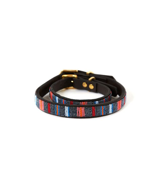 The Magnificent Hound Beaded Collar