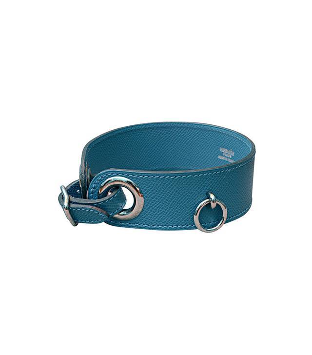 Hermes Leather Dog Collar