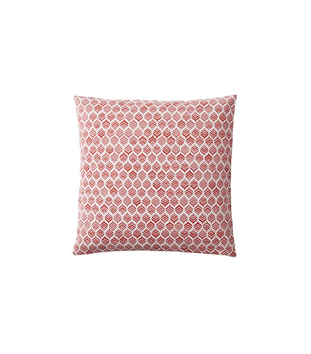 Serena & Lily Leaf Pillow Covers