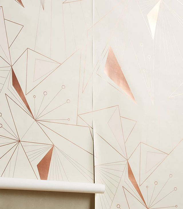 Michelle Varian Deco Angles Wallpape