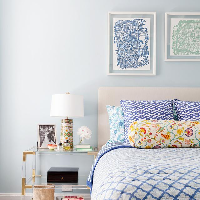 Quiz: What Colour Should You Paint Your Bedroom?