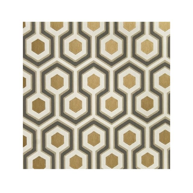 "Cole & Son ""Hicks Hexagon"" Wallpaper"
