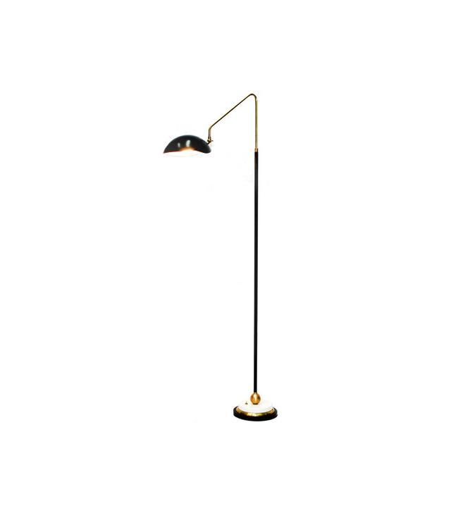 Jason Koharik 'J' Arm Floor Lamp