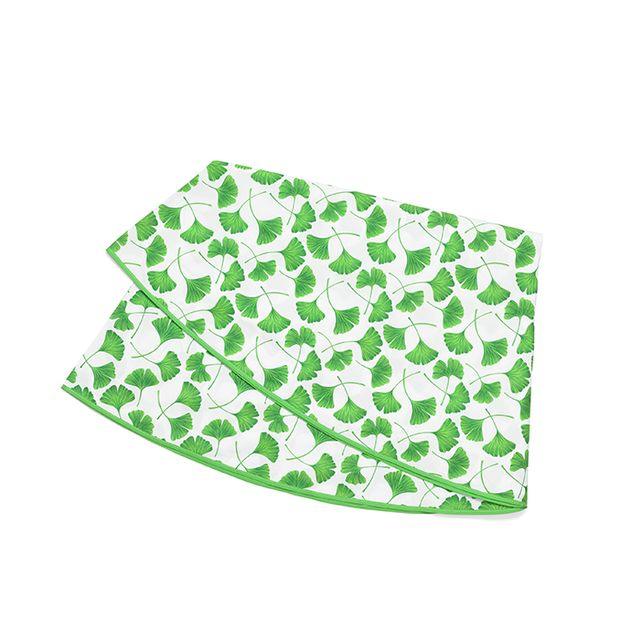 Dodie Thayer for Tory Burch Ginkgo Round Tablecloth