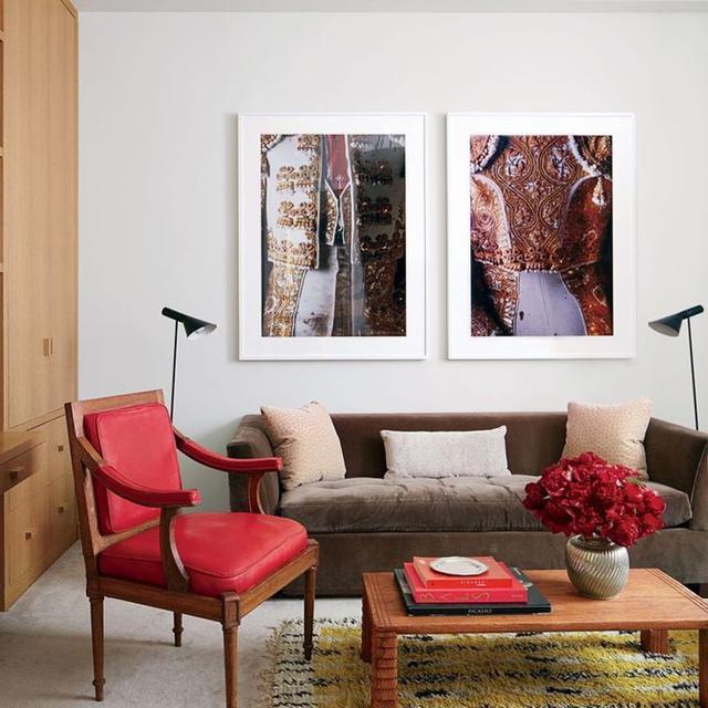 Get the Look: Nina Garcia's Rouge Manhattan Office