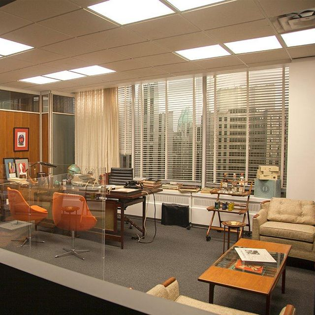 Now You Can Literally Step Into the Stylish World of Mad Men