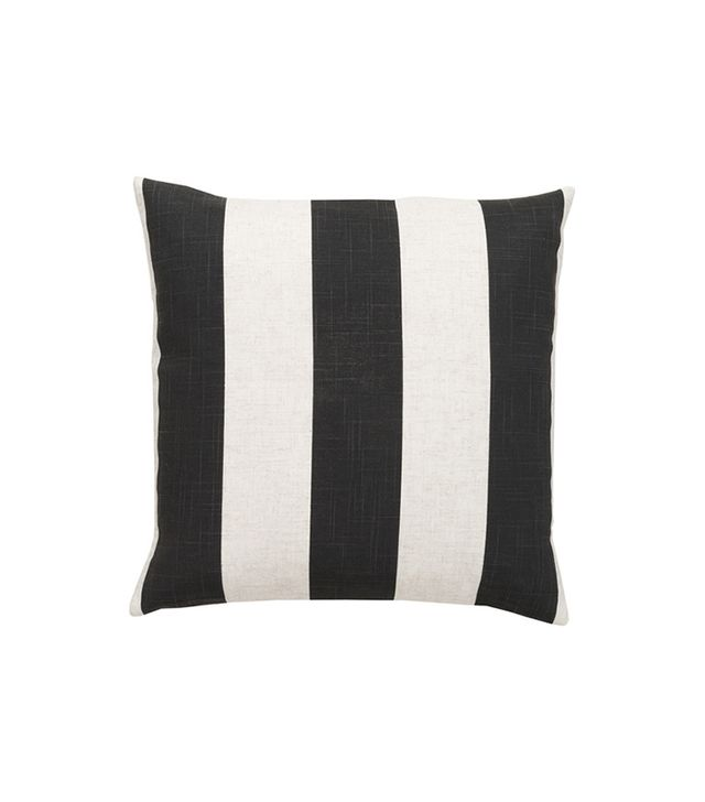 Surya Striking Stripe Pillow