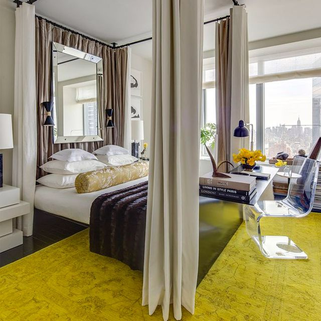 6 Must-Haves for an Opulent, Big City Bedroom