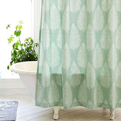 13 Sophisticated Shower Curtains Under $75