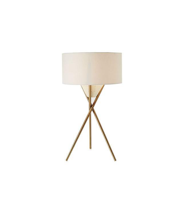 West Elm Mid-Century Tripod Table Lamp
