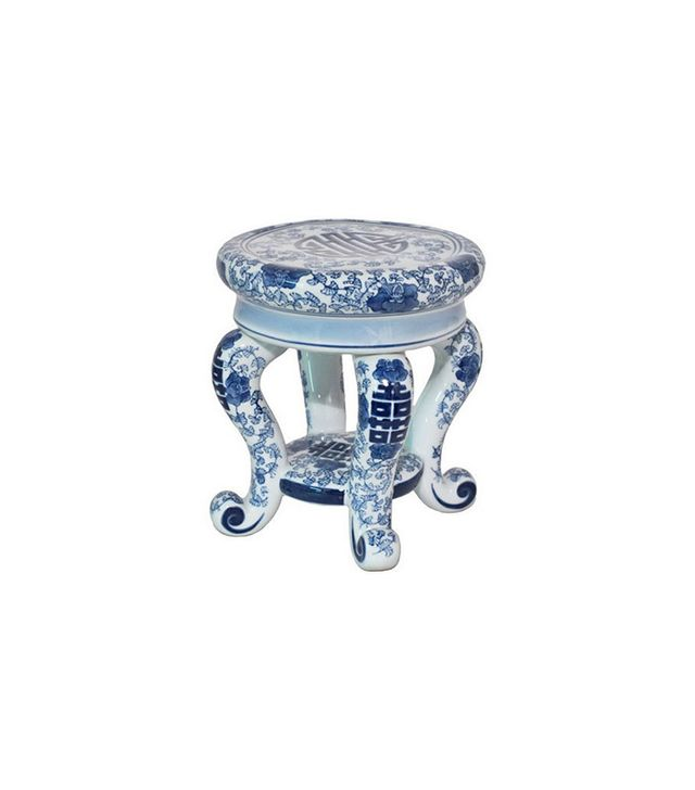 One Kings Lane Ceramic Plant Stand