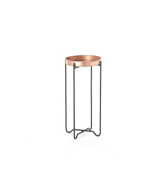 Terrain Copper Tray Table