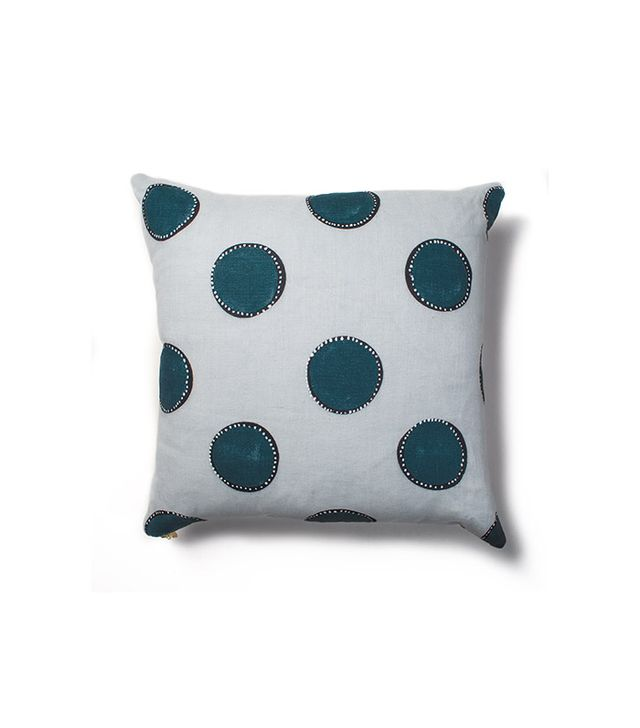 Rebecca Atwood Dotted Circles Pillow