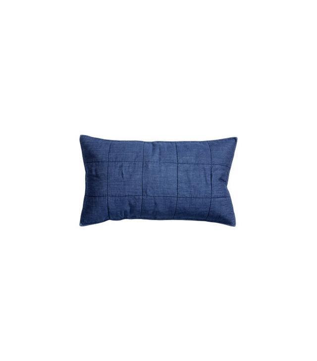 H&M Denim Cushion Cover