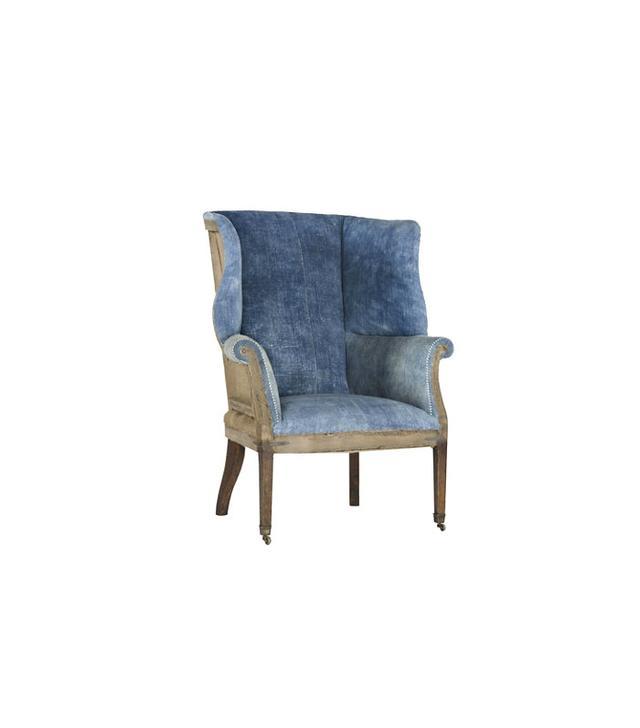 Ralph Lauren Home Hepplewhite Wing Chair