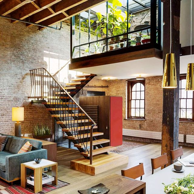 Tour an Eclectic Tribeca Loft With Incredible Bones