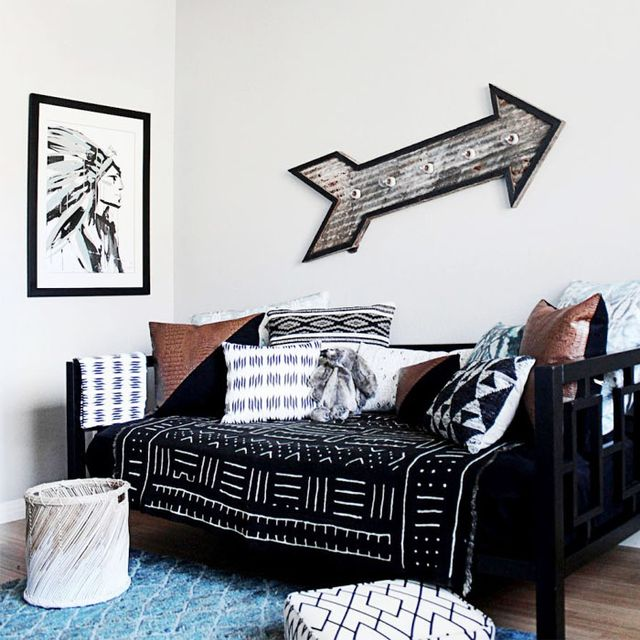 Tour a Bold and Eclectic Modern Nursery